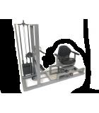 11410: Compactrower compacte roei- en beendrukmachine