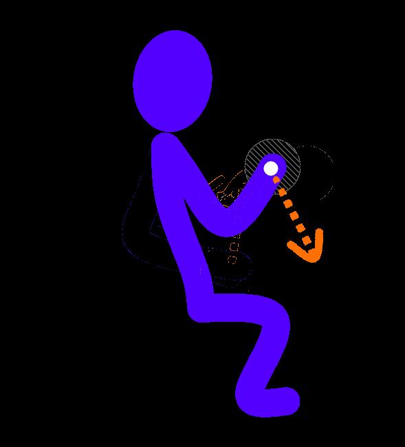 gerotatie-biceps